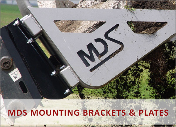 Tractor & Loaders Mounting Plates