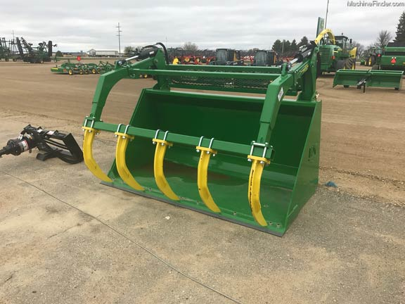 5-Tine Bucket Attachment For Sale
