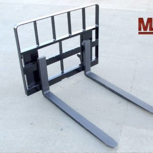5500 lb Euro/Global Loader Pallet Fork