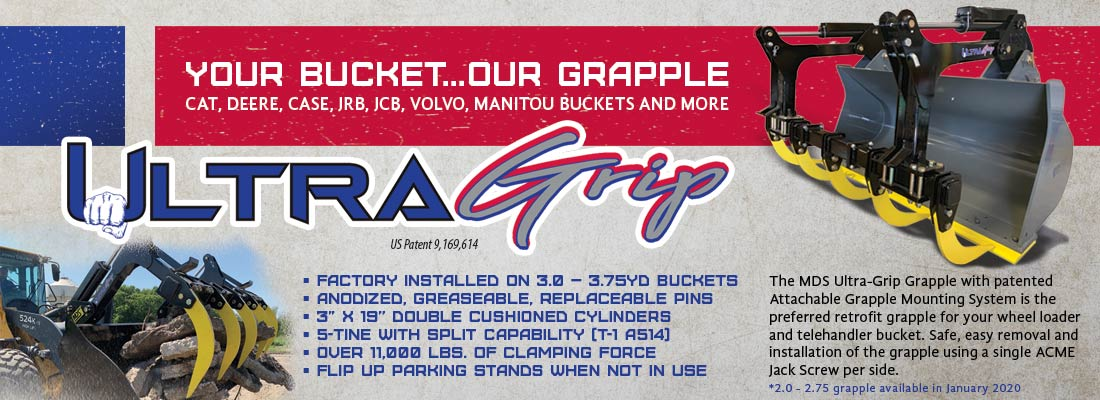 Ultra-Grip Grapple