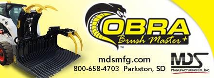MDS Cobra Brushmaster