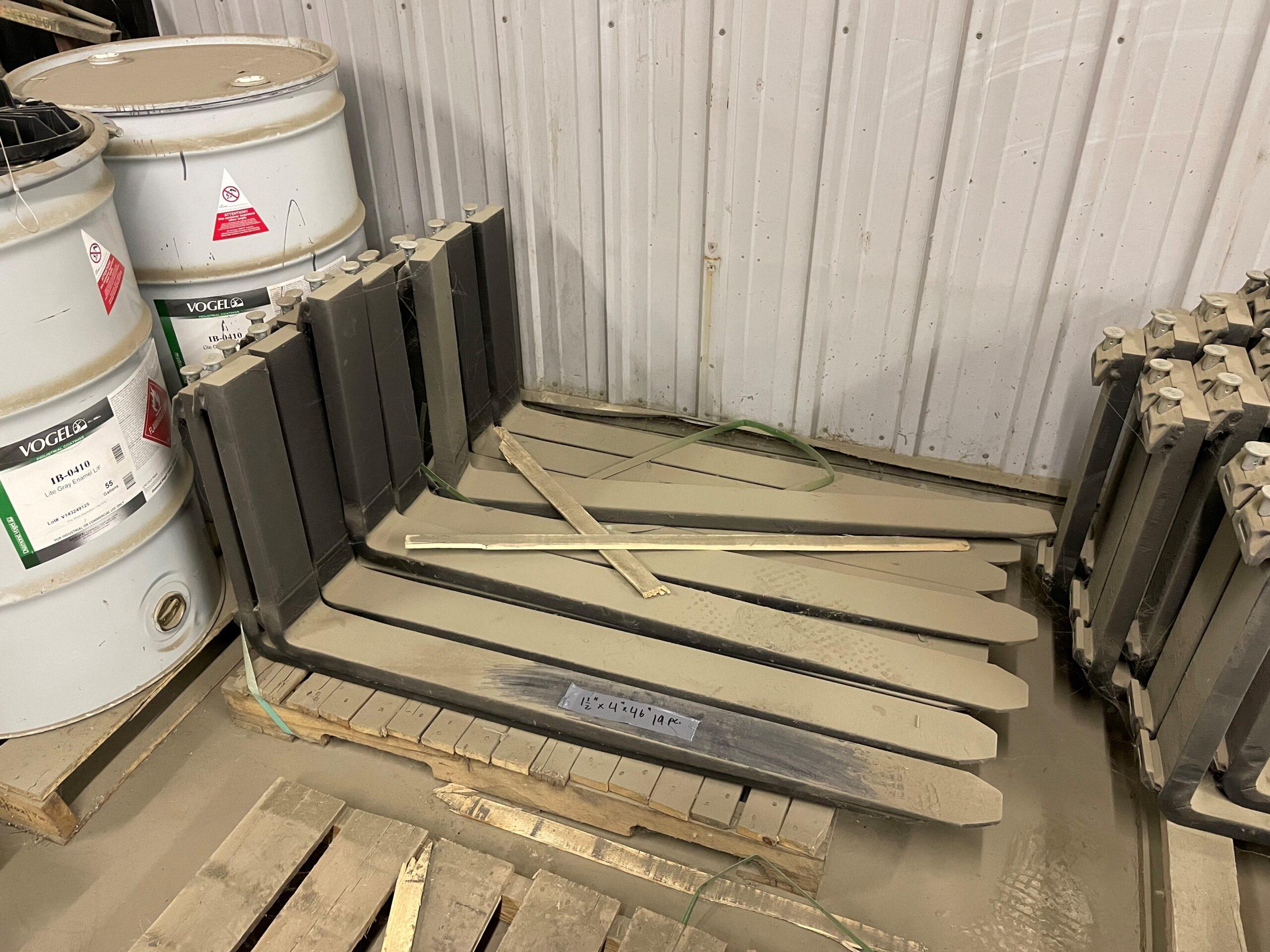 pallet fork surplus