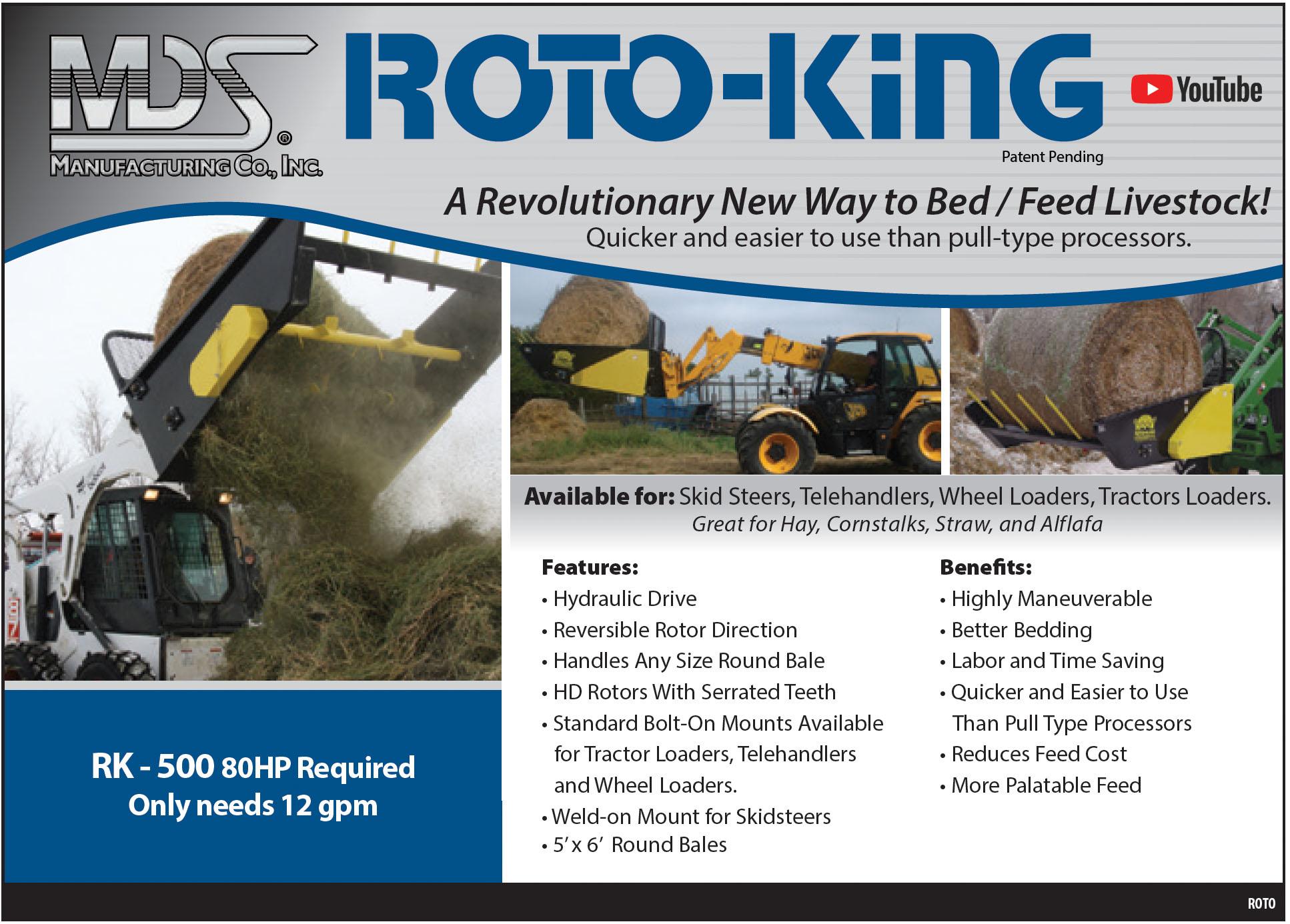 Roto King
