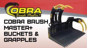 Cobra Brush Master Plus