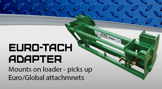 Euro-tach adapter