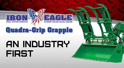 Iron Eagle Quadra-Grip