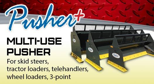 Pusher plus
