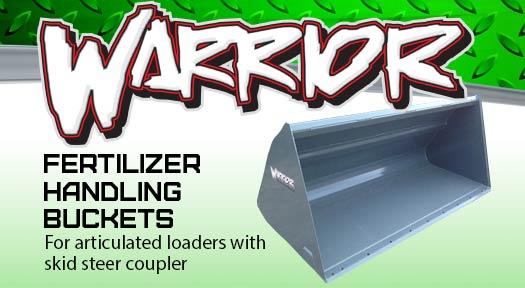 Warrior fertilizer