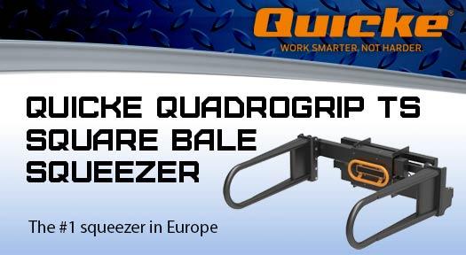 Quicke Quadrogrip TS