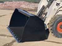 snow buckets for skid steers